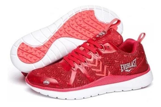 Zapatillas Everlast Haze Low Mujer Deportivas