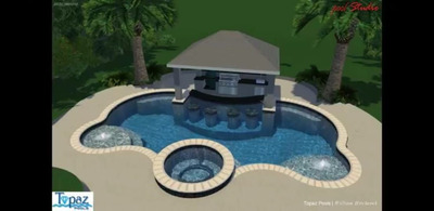 En Construcción Villa En Cocotal Golf Country Club