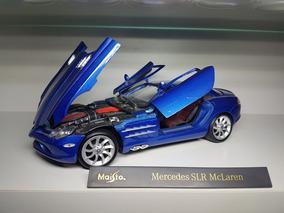 Miniatura 1/18 Mercedes Slr Mclaren