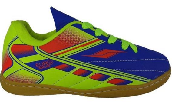 Chuteira Indoor Euro Soccer 011395