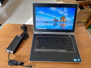 Laptop Dell Latitude E6420 Hdmi Win10 Excelente