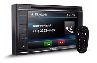 Dvd Player Positron 2 Din 6,2´ Sp8520bt Mp3 Usb Sd Bluetooth