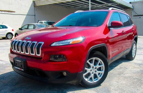 Jeep Cherokee Latitude At Roja 2014 Inv. 2704