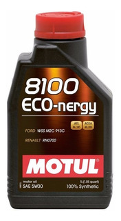 8100 Eco Nergy 5w30 X1litro Caja Cerrada