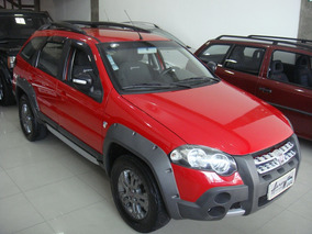 Fiat Palio Weekend Adventure Locker 2012