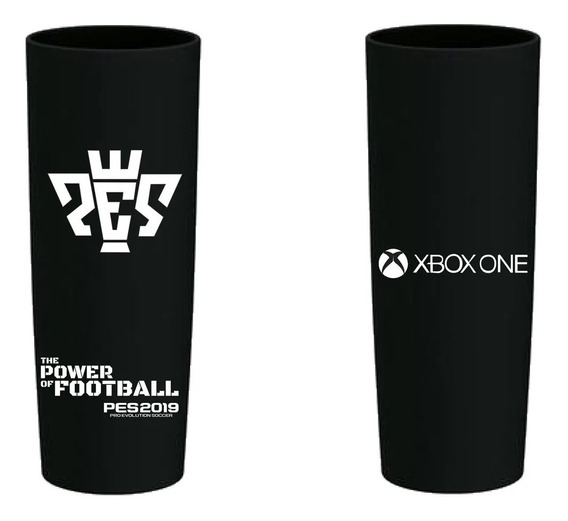 Copo Long Drink Pes 19 330ml - Xbox One