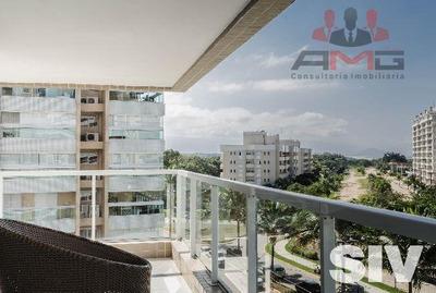 Apartamento Com 3 Dormitórios No Módulo - Riviera De São Lourenço - Ap0478
