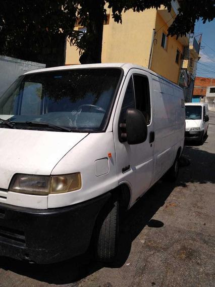 Peugeot Boxer Furgon 2.8 Td 330c Curto 5p 2004