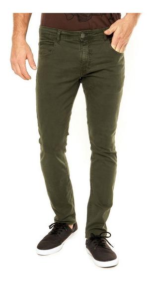 Calça Jeans Rasgada Masculina Preta Skinny C/ Lycra Premium!
