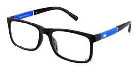 Armação Óculos Rayban Grau Quadrado Masculino Feminino 5001