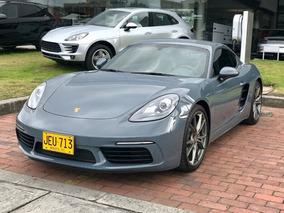 Porsche Cayman 2017