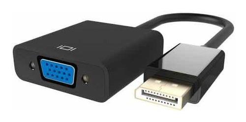 Imagem 1 de 3 de Cabo Adaptador Conversor Vídeo Displayport Para Vga