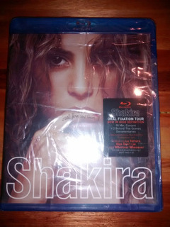 Shakira, Oral Fixation Tour , Special Edition Bluray, Nuevo!