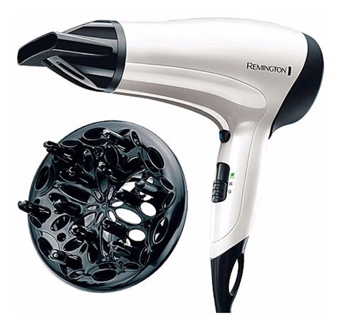 Secador De Pelo Remington D3015 Power Volume Cabello Ceramic