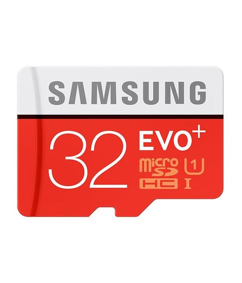 Cartão De Memória Micro Sd 32gb Evo 90mb/s