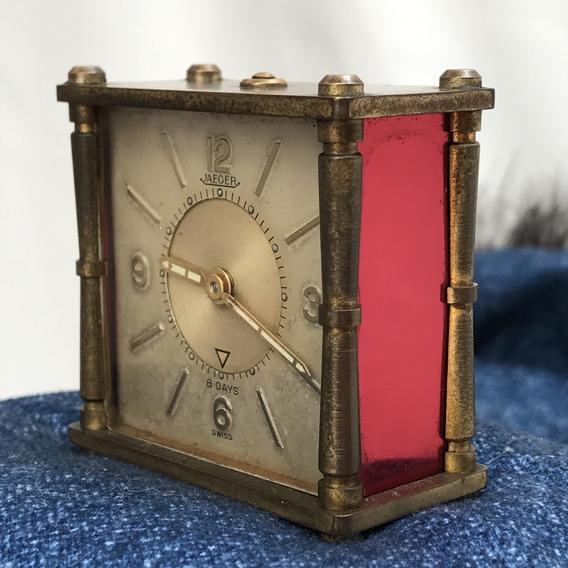 Jaeger Memovox Anos 30 - Conheça Nossos Relógios E Pulseiras