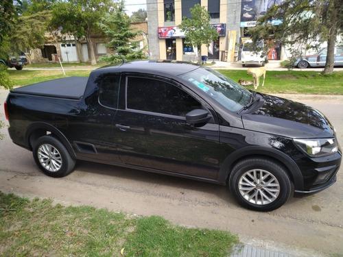 Volkswagen Saveiro 1.6 Gp Ce 101cv Safety + Pack High 2017