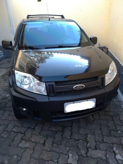 Ford Ecosport 2008 Xls 1.6 8v 5p (flex) Única Dona Impecável