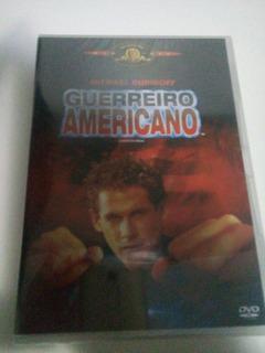 Dvd Guerreiro Americano - Michael Dudikoff