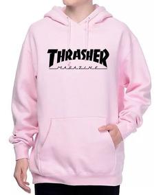 Moletom Blusa Blusão Moleton Thrasher Magazine
