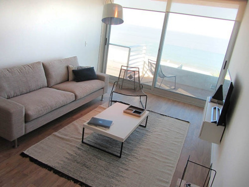 Alquiler Apartamento Dos Dormitorios Amoblado Malvin