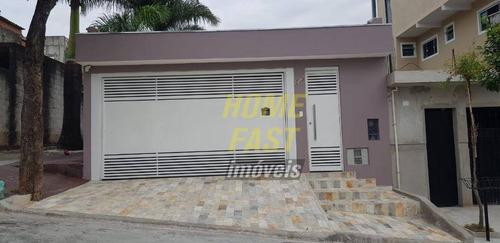Casa Com 3 Dormitórios À Venda, 110 M² Por R$ 550.000 - Jardim Giovana - Guarulhos/sp - Ca0565