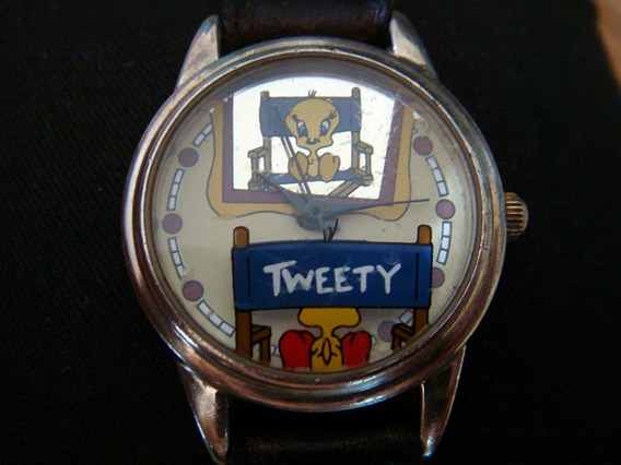 Reloj Fossil Piolin The Warner Bros 100% Original.