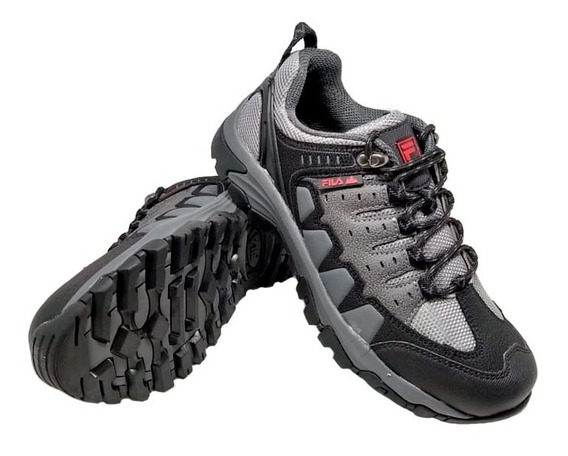 Zapatillas Fila Hombre Black Rock Trekking 759761 Empo2000