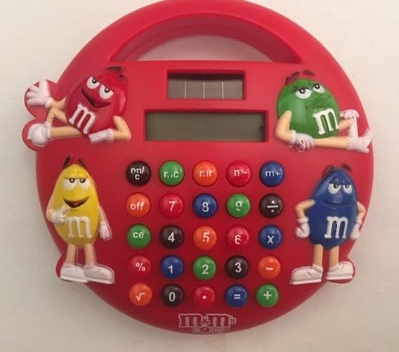 Calculadora M&m Usa