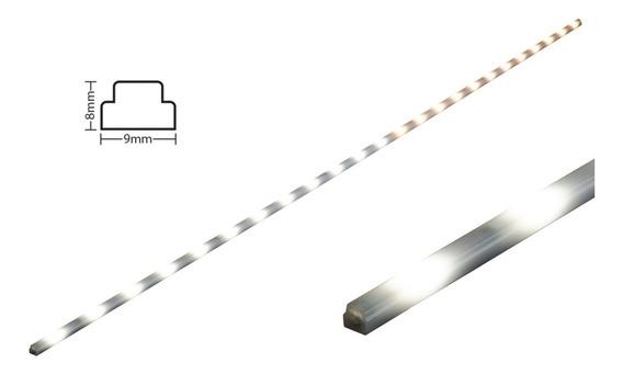 Slimled Stripled Tiras De Led Lampara Led 60cm L 6w Ap+clav