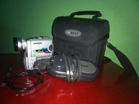 Filmadora Semi Profissional Samsung