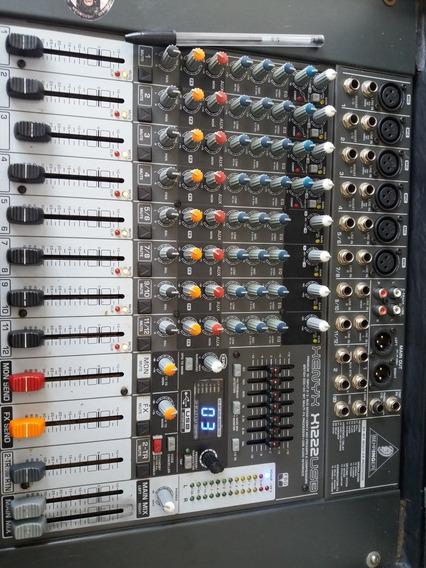 Mesa Behringer Xenix1222 Xenix1222ub Behringer Inclui Efetos
