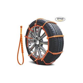 Cadenas Para Nieve, Cadenas De Neumáticos De Emergencia Cade