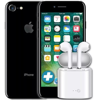 iPhone 7 Original Garantía 128gb 4g Lte + Auric Inalam - Bde