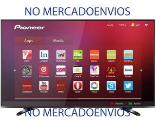 Firmware/reparacion Smart Pioneer Ple42fzp2 Bloqueo/reinicio