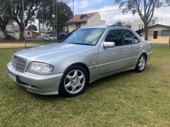 Mercedes-benz Classe C 2.3 Plus Kompressor 4p 1998