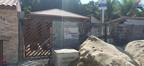 Imagem 1 de 8 de Casa Para Venda Em Itanhaém, Balneário Vila Loty, 2 Dormitórios, 1 Suíte, 1 Banheiro, 2 Vagas - 1003_1-1919997