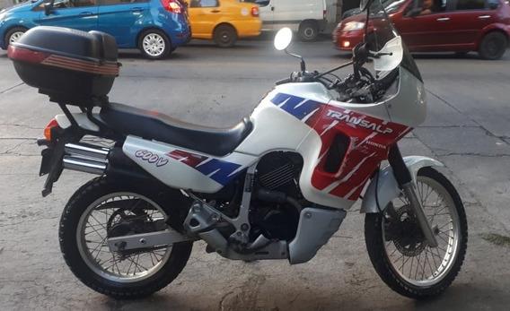 Honda Xlc600 Vk Transalp Modelo 1989