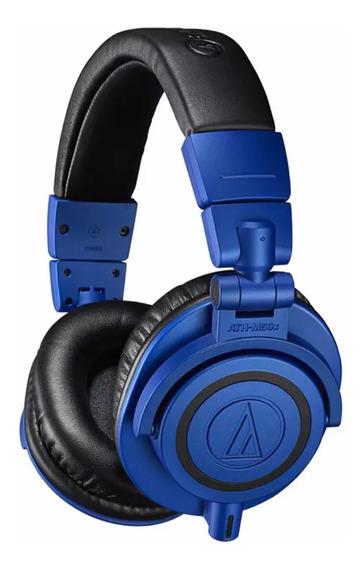 Audio Technical 50x Vemelho,azul,branco.limited Edition