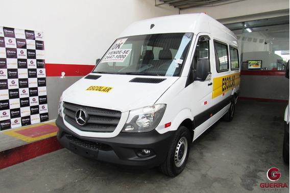 Mercedes-benz Sprinter 415 T.a Longa 2019/2019 20 Lugares
