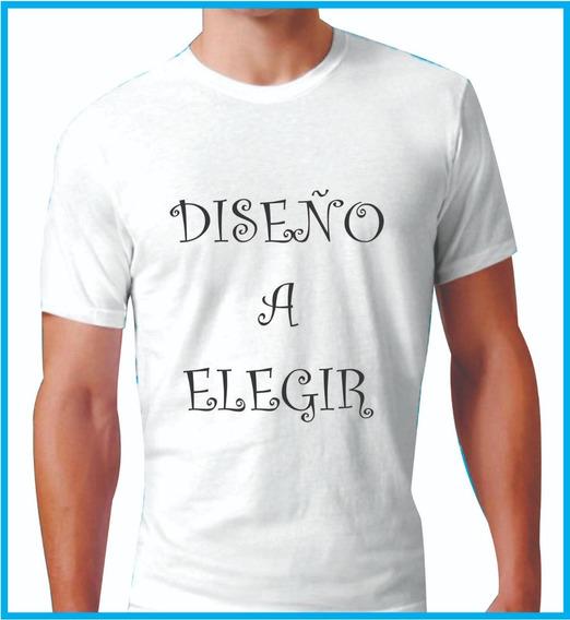Playera Diseño A Elegir.
