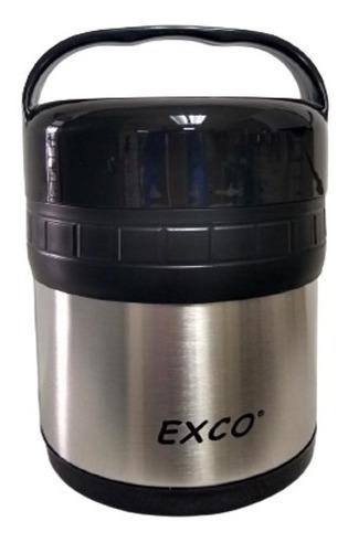 Termo P/ Comida (portaviandas) 1000ml Exco Model Hr-1000-1