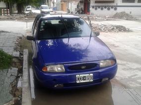 Ford Fiesta Nafta/gnc Aire Acondicionado Excelente Estado