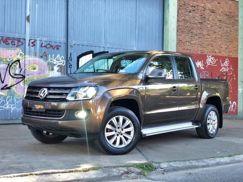 Volkswagen Amarok Highline - 4x2 - Manual - Permuto/financio