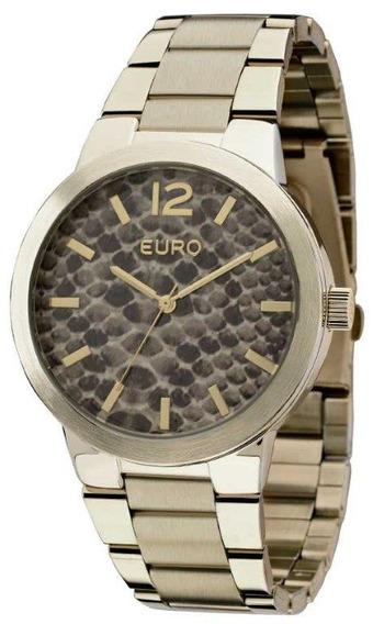 Relógio Euro Analógico Eu2039ig/4c