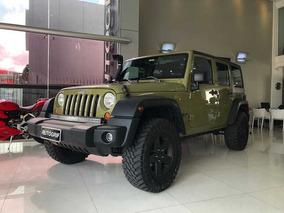 Jeep Wrangler Unlimited Sport 3.6 V6 284cv 4p 2013