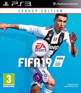 Fifa 2019 Ea Sports Fifa 19 Ps3 Digital Gcp