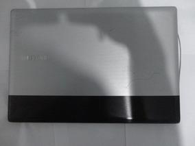 Carcaça Semi Completa Samsung Np-rv411 Np-rv412 Np-rv415