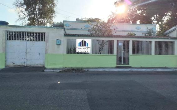 Casa En Bejuma, Calle Piar. Atc-337