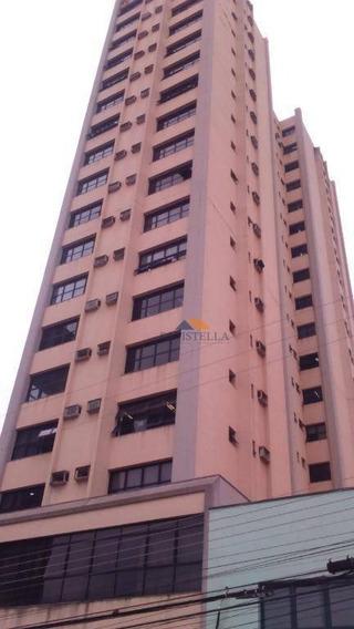 Sala Comercial Para Locação, Centro, Limeira. - Sa0043